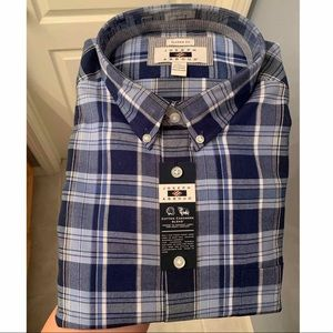 NWT Men's Wearhouse Button Up Long Sleeve
